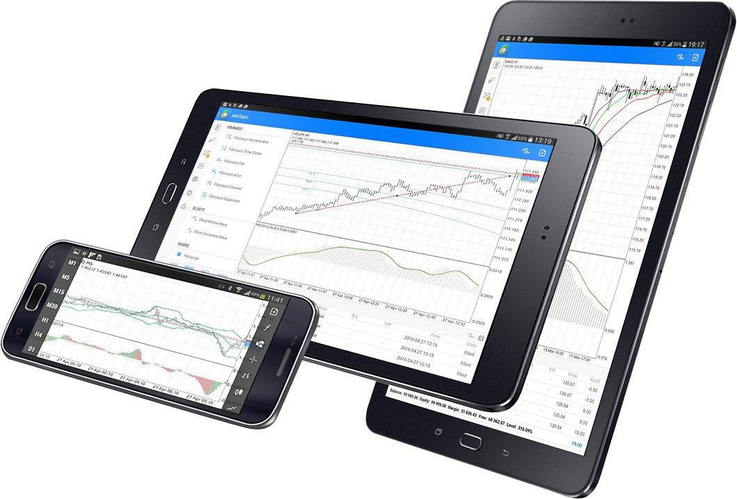 Форекс мобильное приложение